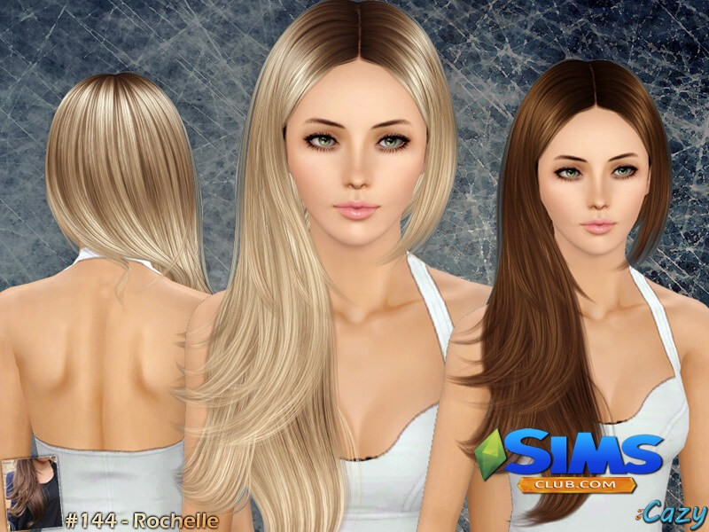 Rochelle Hairstyle - Set