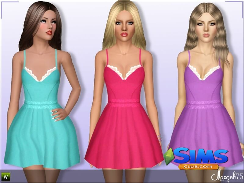 S3 Pretty Little Dress