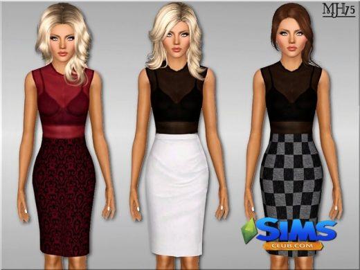 S3 Sheer Elegance