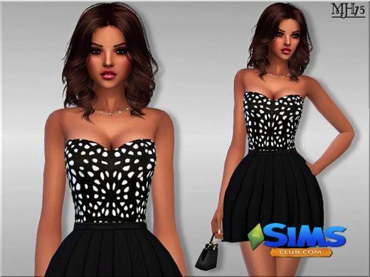 S4 Jolie Moi Dress