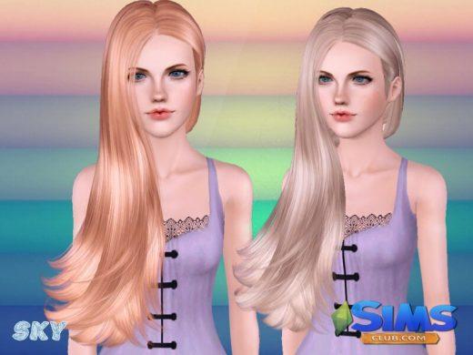 Skysims Hair Adult 259