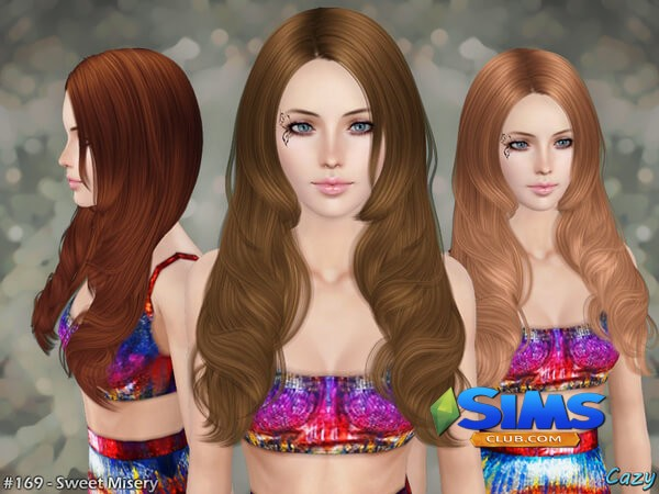 Sweet Misery Hairstyle - Set