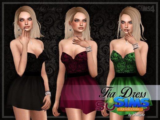 Trillyke - Tia Dress