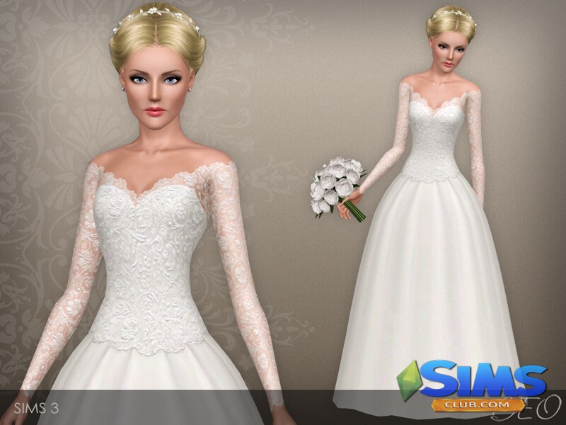 Wedding dress 39