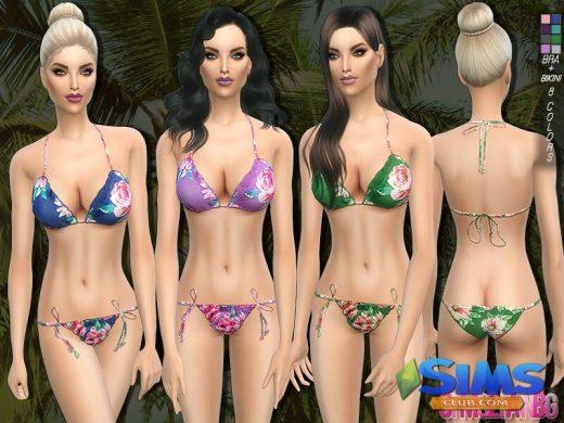 116 - Swimwear set