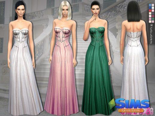 140 - Gery dress