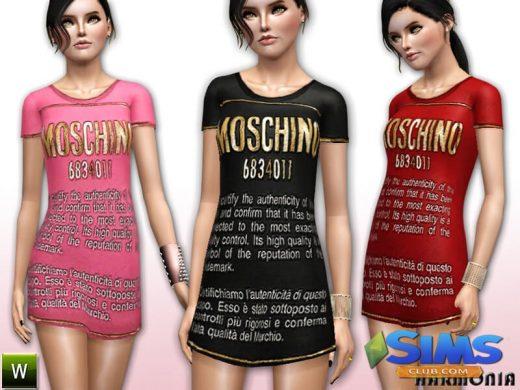 Authentic T-shirt Dress
