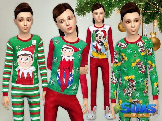 Christmas Pajama - Set