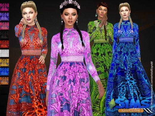 Cotton muslin Dress
