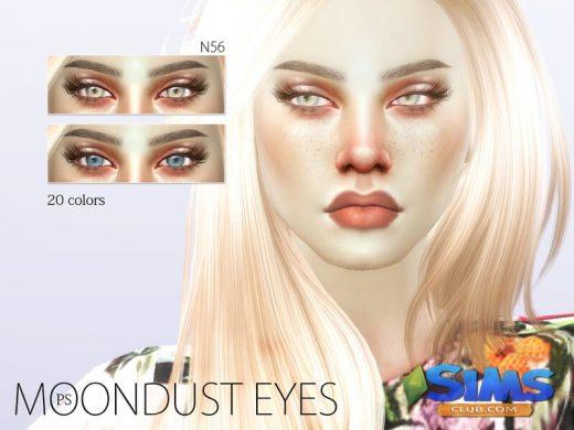 Crystal Eyes Pack N05