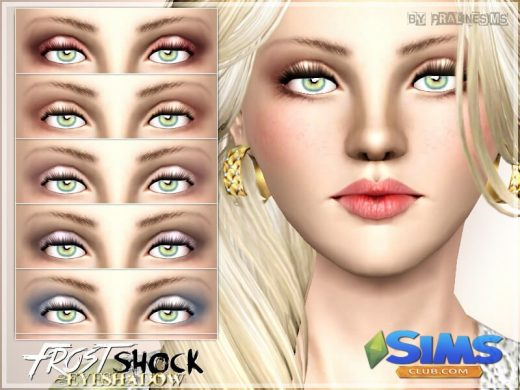 Frost Shock Eyeshadow