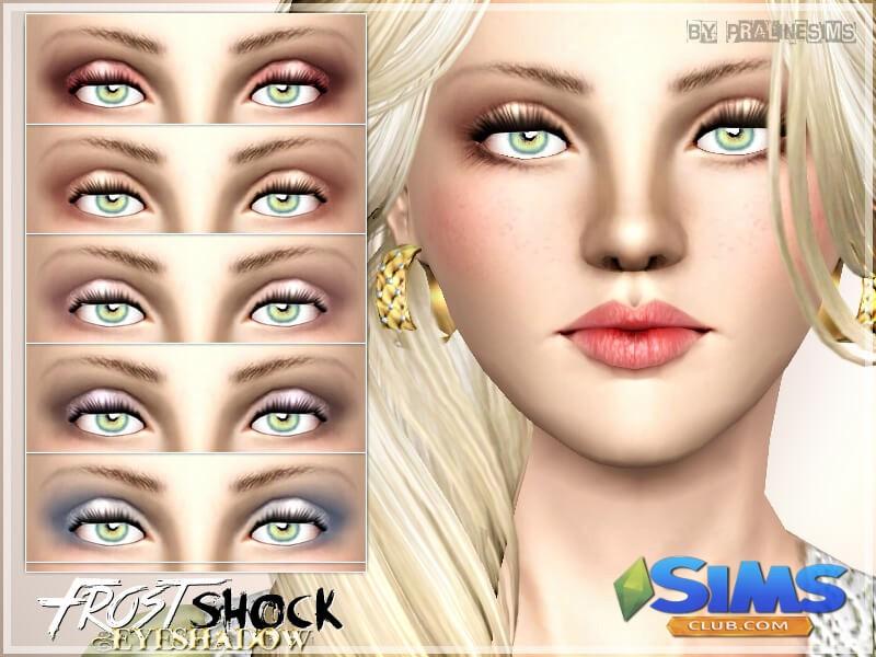Frost Shock Eyeshadow