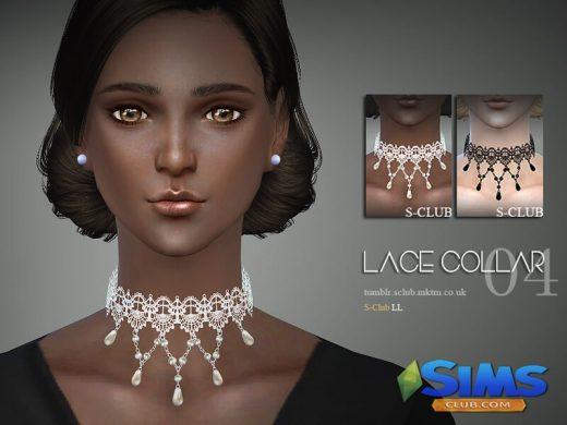 Lace collar 04