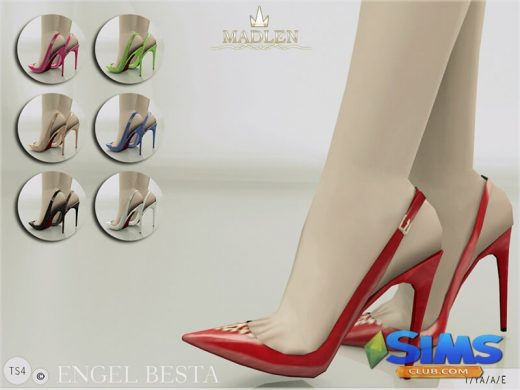 Madlen Engel Besta Shoes