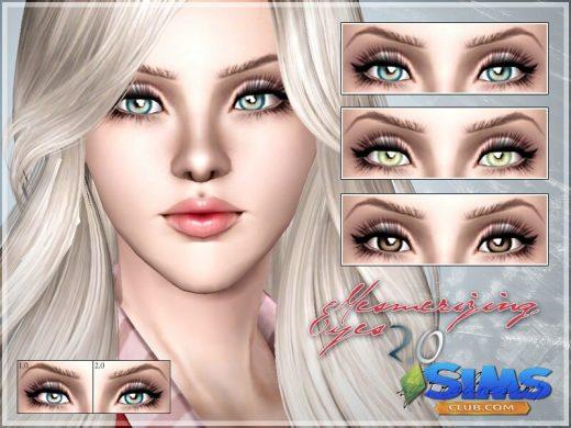 Mesmerizing Eyes 2.0