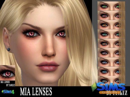 Mia Lenses by Tankuz
