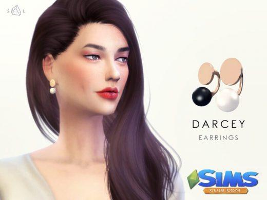 Pearl Earrings - DARCEY