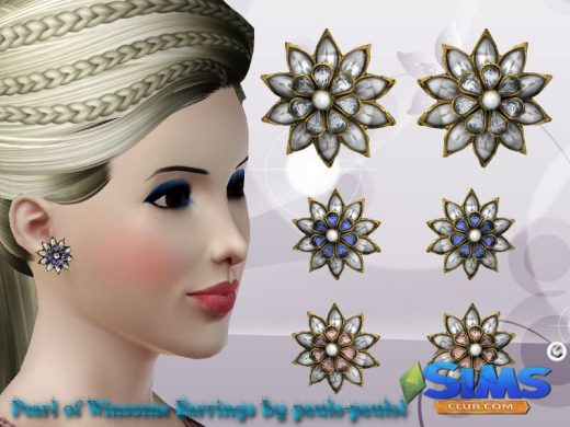 Pearl of Winsome Earrings