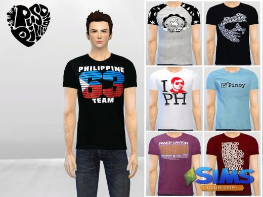 Pinoy Graphic Tees