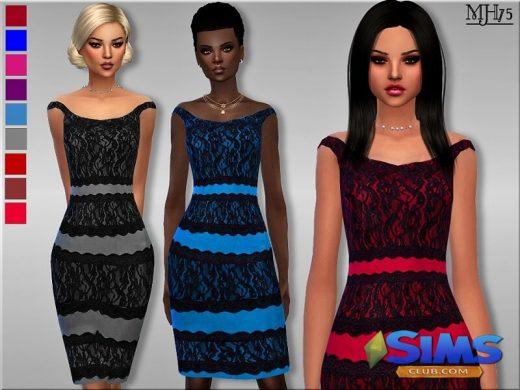 S4 Priscilla Dress
