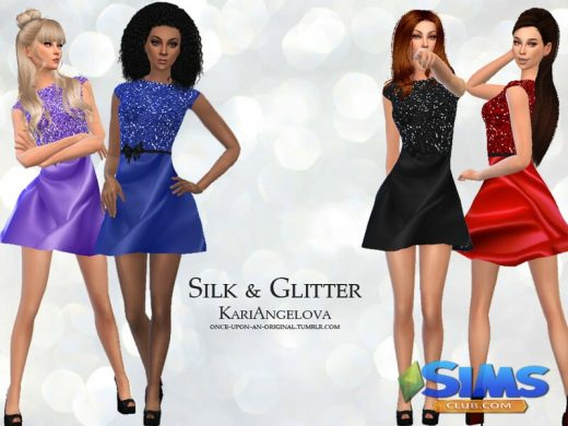 Silk and Glitter