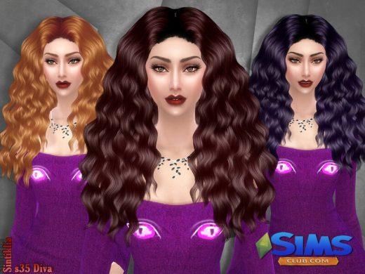 Sintiklia - Hair s35 Diva
