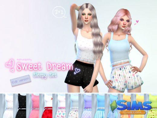Sweet dream set