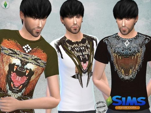 T-Shirts with Graphic Print