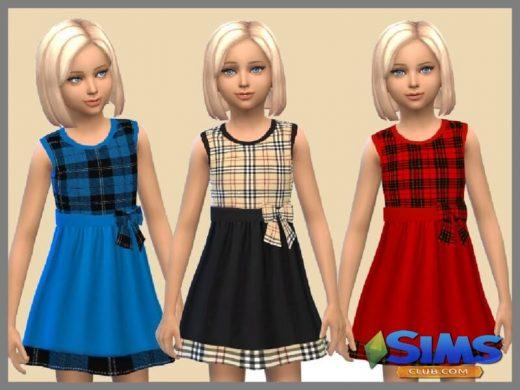 Tartan Girls Dresses