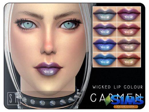 Wicked Lip Colour