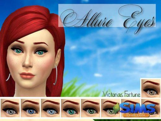 Allure Eyes