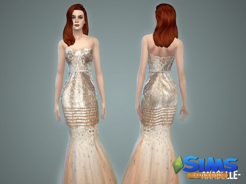 Anabelle - Gown