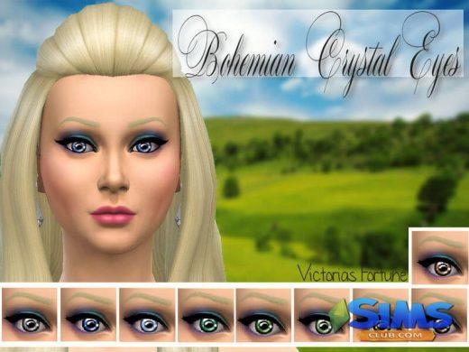 Bohemian Crystal Eyes
