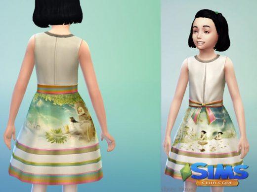 Children Dress Art
