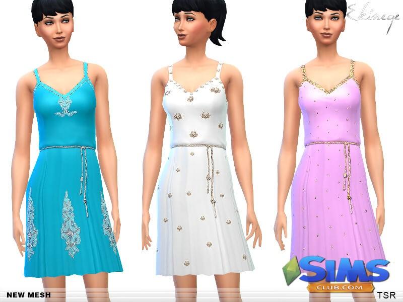 Embellished Dresses - Set2