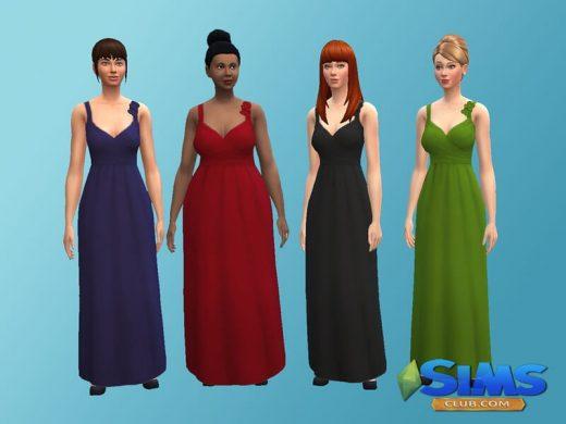 Formal Dress Recolor Set