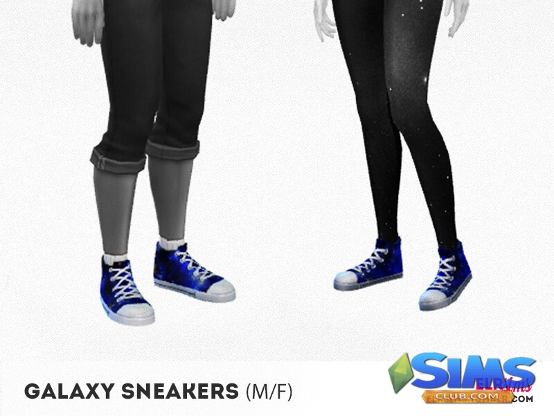Galaxy sneakers - Male Female