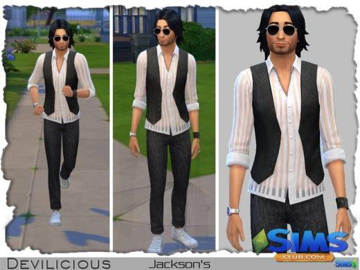 Jackson's Fashion Set