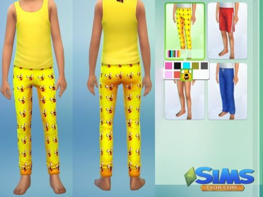Jake PJs for Children