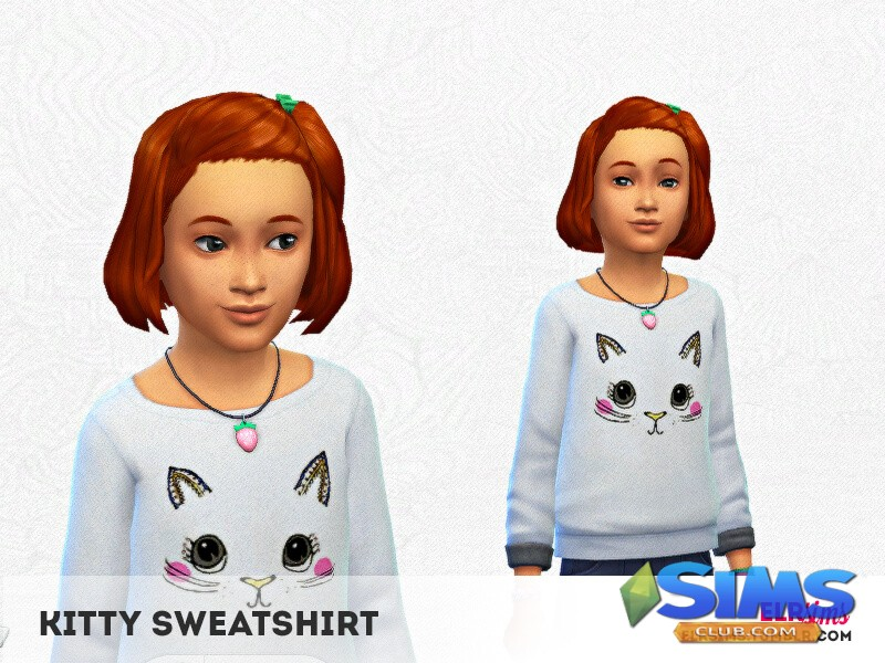 Kitty Sweatshirt