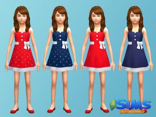 Nautical Dresses - Recolor Set
