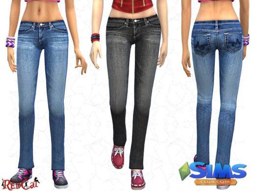 Pretty Woman Jeans