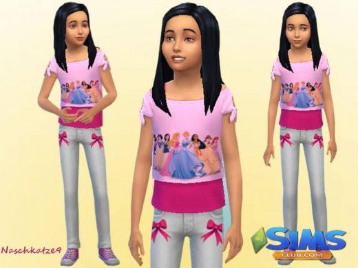 Princess Dreams Outfit