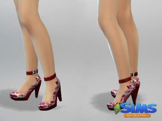 Sexy Kisses Heels