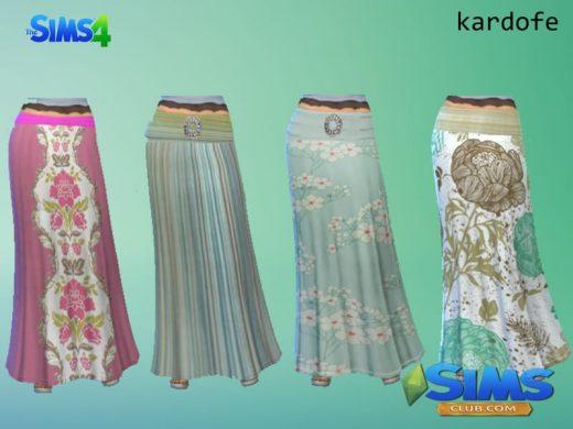 SkirtMaxi recolor