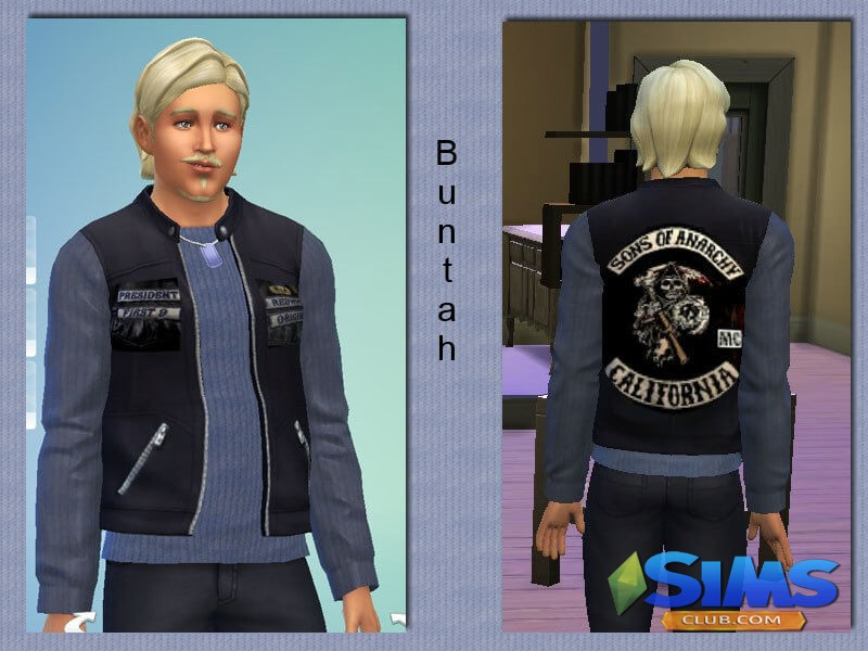 Sons of Anarchy colors