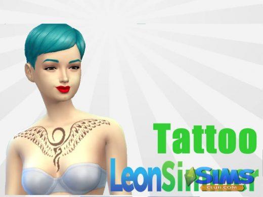 Tattoo Wings 03