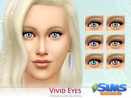 Vivid Eyes