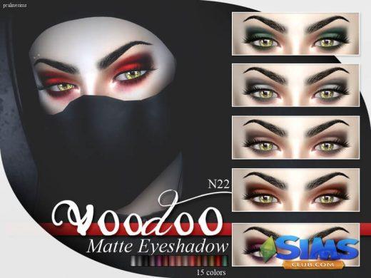 Voodoo Eyeshadow N22