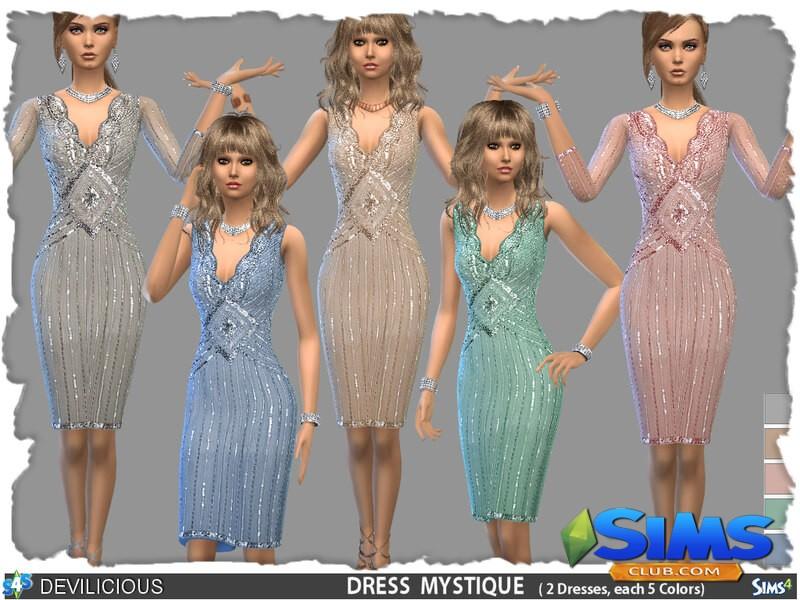 Dress Mystique
